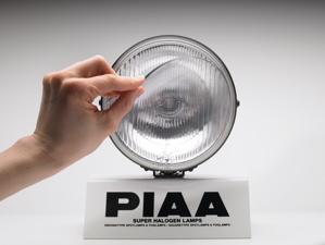 piaalights piaa lens protection film piaa racing products offers self adhesive transparent lens protection that is second to none this specially formulated vinyl
